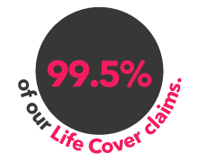 Life Claims Graphic