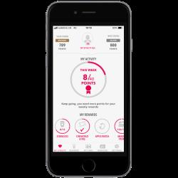 Vitality App Phone